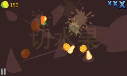 Cut fruits screenshot 2/6