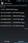 Automatic Call Recorder Free screenshot 4/4