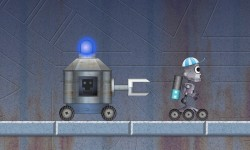 The Robot Escape screenshot 1/6