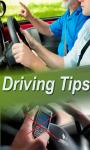 Driving Tips screenshot 1/1