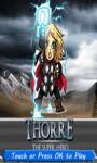 Thorre The Super Hero - Free screenshot 1/6