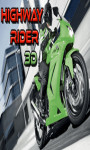 Highway Rider 3D - Free screenshot 1/5