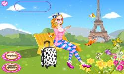 Girl Travels the World screenshot 4/4