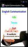 English Communication Tips screenshot 2/4
