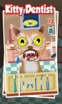 Kitty Dentist - Kids Game screenshot 3/5