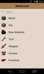 MinerLand - For Minecraft screenshot 1/4