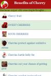 Benefits of Cherry screenshot 2/3