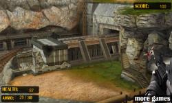 Darts Gunfire Game screenshot 2/4
