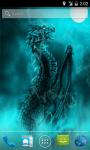 Dragon of Light Live Wallpaper screenshot 1/3
