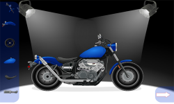 Create A Motorcycle screenshot 1/3