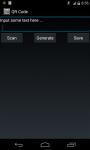 QR Code Create and Scan screenshot 1/4