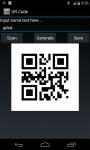 QR Code Create and Scan screenshot 2/4