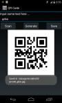 QR Code Create and Scan screenshot 3/4