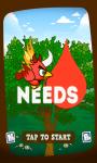 Zombird Needs Blood - Help Dracula Bird Survive HD screenshot 1/6