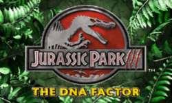 Jurassic Park III The DNA Factor for screenshot 1/3
