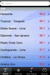 Radio Peru Live screenshot 1/1