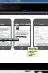 iMockups for iPad screenshot 1/1