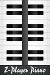 2-Player Piano Pro screenshot 1/1