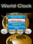 World clock Lite screenshot 2/6