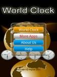 World clock Lite screenshot 3/6