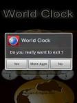 World clock Lite screenshot 6/6