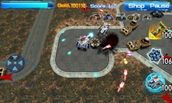 Super Tank 3D screenshot 3/5