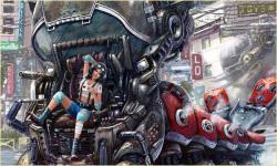 Women Sci-fi Wallpapers screenshot 5/6