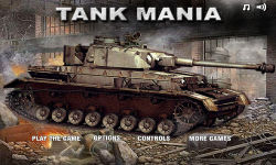 Tank Mania screenshot 1/4