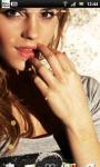 Emma Watson 5 Live Wallpaper SMM screenshot 2/3