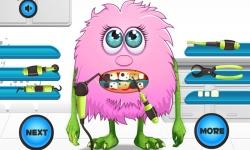 Monster Eye Dentist screenshot 1/3
