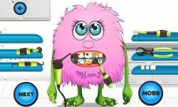 Monster Eye Dentist screenshot 3/3