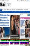Most Popular Newspaper In The World screenshot 1/3