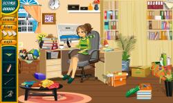 Free Hidden Object Games - The Murder Room screenshot 3/4