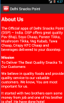 Delhi Snacks Point  screenshot 5/6