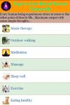 Tips to Get Rid of Stress Naturally screenshot 3/4