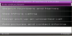 TRUECALLER IDENTITY screenshot 1/1