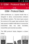 Learn GSM screenshot 3/3