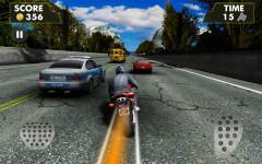 Moto Racing HD screenshot 1/3