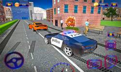 Police Car Chase Adventure 3D screenshot 1/4