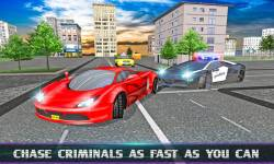 Police Car Chase Adventure 3D screenshot 2/4