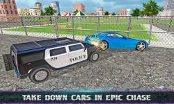 Police Car Chase Adventure 3D screenshot 3/4