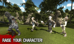 Dark Elf Warrior 3D RPG screenshot 2/5