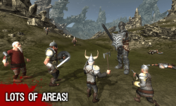 Dark Elf Warrior 3D RPG screenshot 5/5
