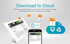 Puffin Browser Pro plus screenshot 4/6