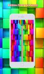 Rainbow Zipper Lock Screen screenshot 1/6