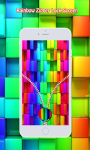 Rainbow Zipper Lock Screen screenshot 6/6