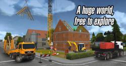 Construction Simulator 2014 fresh screenshot 2/6