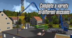 Construction Simulator 2014 fresh screenshot 4/6