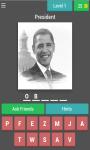 Guess the President screenshot 1/3