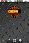 Harley-Davidson Battery Widget screenshot 1/3